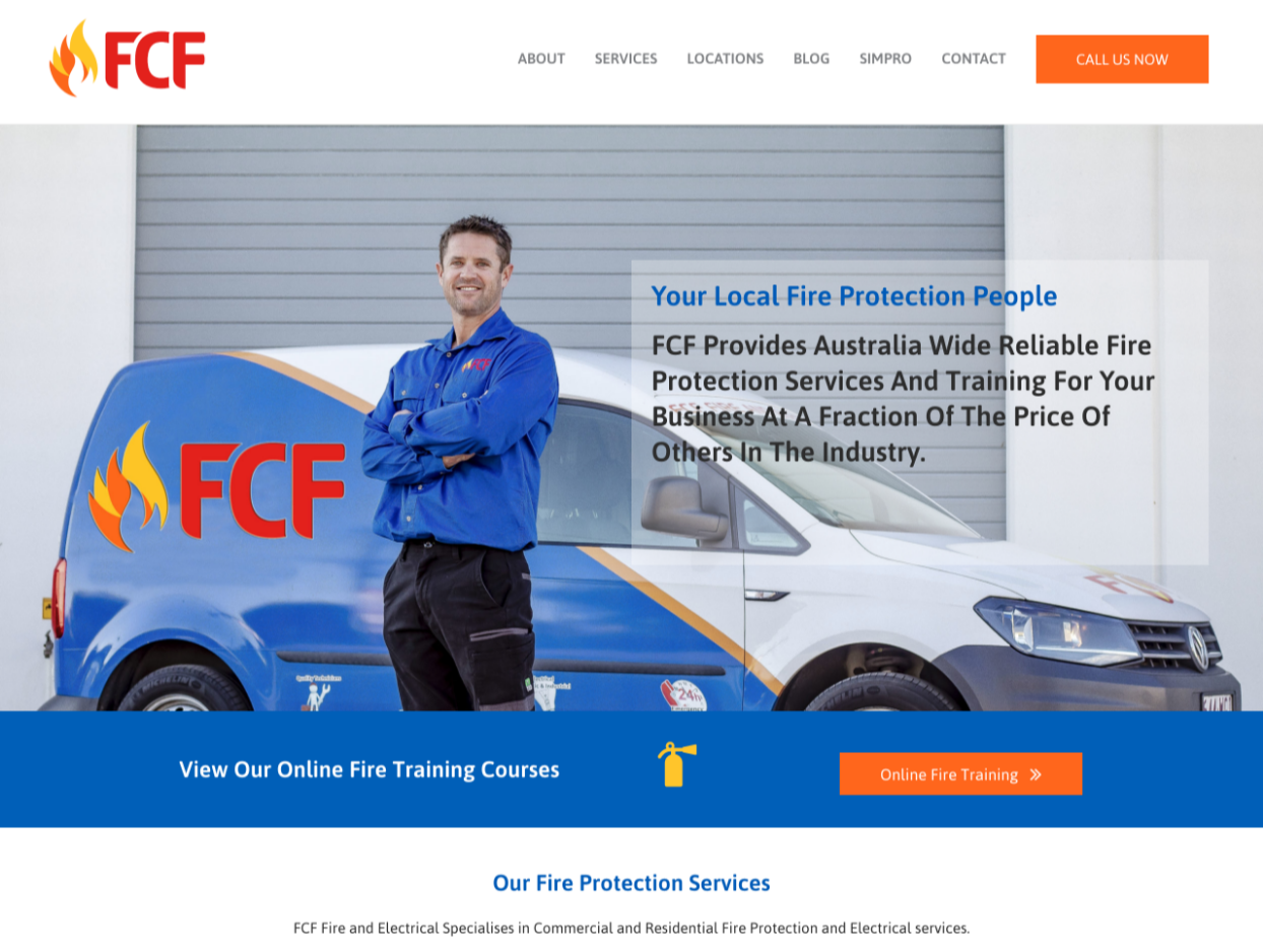 fcf-franchise-website